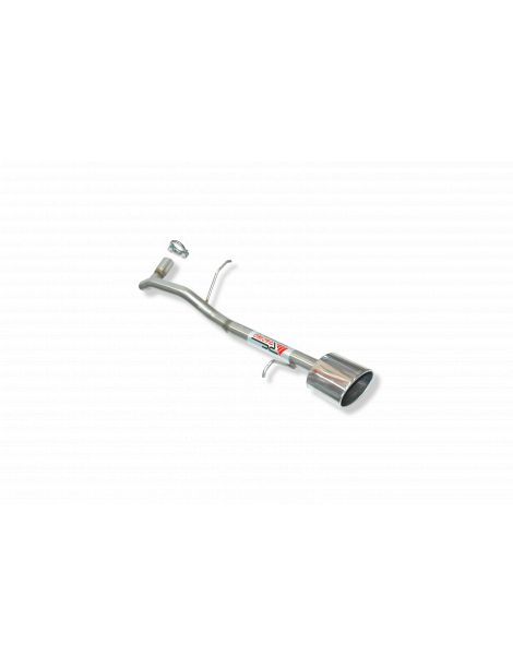 Silencieux tube inox RC RACING référence ET271-GA