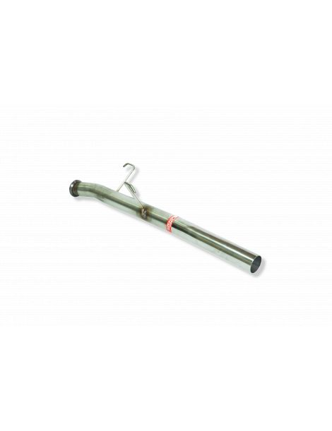 Silencieux tube inox RC RACING référence ET113C-GA