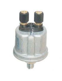 Sonde / Capteur pression huile VDO M18x150 0-10 bars + alerte 0.75 bar