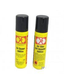 Kit Nettoyant + Huile de rétention PIPERCROSS en aérosols de 75 ml