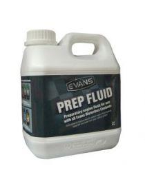 Liquide de nettoyage EVANS 2L pour circuit de refroidissement d'eau