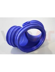 Durite air silicone suralimentation VENAIR, reference 600001121823 - coloris BLEU