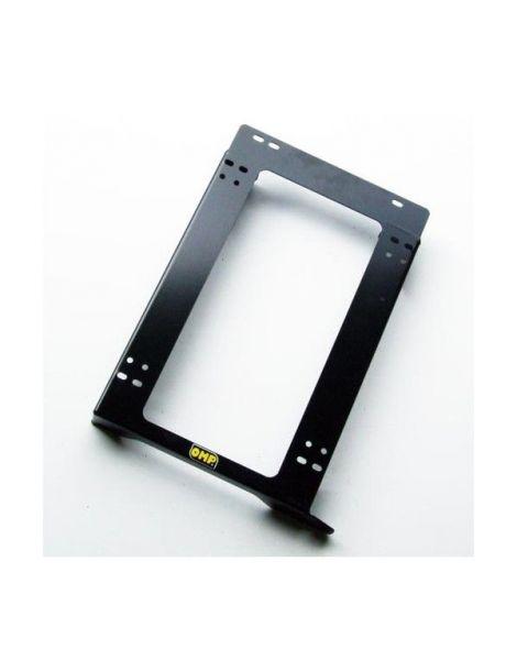 Fixation de baquet OMP en acier côté DROIT pour PEUGEOT 106 S16