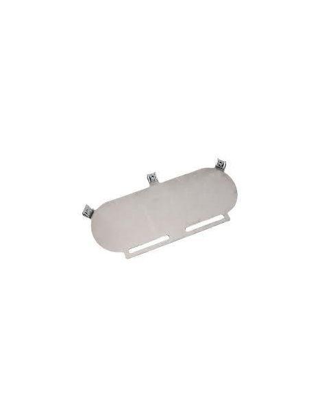 Embase aluminium universelle pleine à perçer pour filtre/boite à air PIPERCROSS PX600