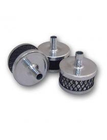Filtre reniflard PIPERCROSS, connexion: aluminium diamètres de 13 à 19mm