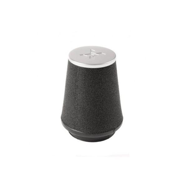 Filtre pipercross avec chapeau alu connexion caoutchouc for Diametre exterieur