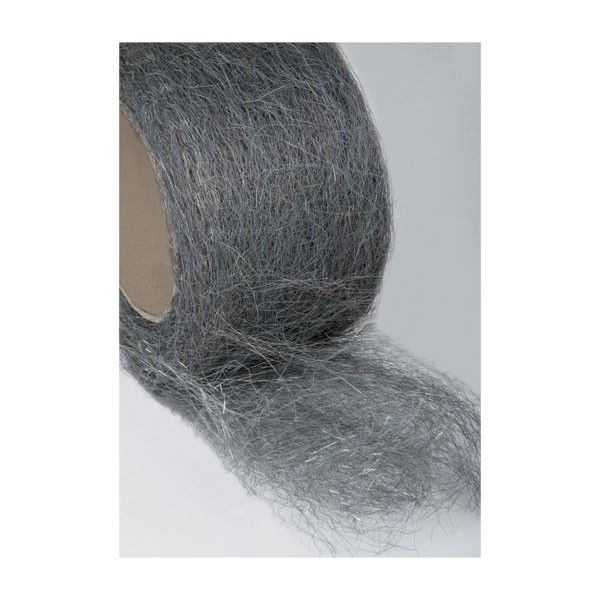 laine d 39 acier inoxydable garniture chappement r sistant 1200 c rouleau 1 kg. Black Bedroom Furniture Sets. Home Design Ideas