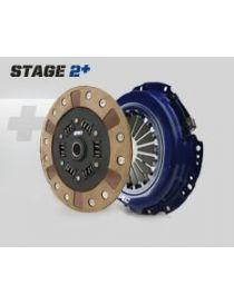 Kit embrayage renforce SPEC STAGE 2+ avec disque carbone/kevlar, reference SD283H