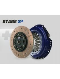 Kit embrayage renforce SPEC STAGE 3+ avec disque carbone semi-metallique, reference SB073F-2