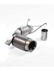 Mini Cooper Mk3 2.0 B46A20A B48A20A 192cv 2013- Descente de turbo et catalyseur sport MILLTEK