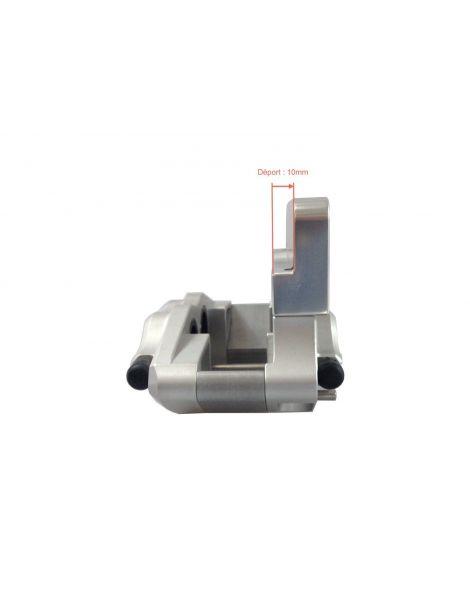 Cale universelle pour étrier HISPEC R132-4, hauteur: 76.2mm, déport: 15mm
