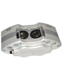 Etrier HISPEC BILLET 4 pistons 38.6mm fixation radiale pour disque épaisseur 24mm diamètre 260 à 300mm, version ECO