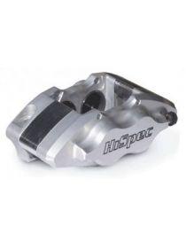 Etrier HISPEC ULTRALITE 4 pistons 34mm fixation radiale pour disque épaisseur 6mm diamètre jusqu'à 280mm, version ECO