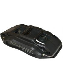 Etrier HISPEC R132 4 pistons fixation radiale pour disque épaisseur 28mm diamètre 335 à 365mm, position ARRIERE