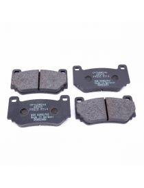 Plaquettes de frein PAGID Noir RS14 référence 1749 (le jeu)