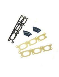 Entretoise phénolique culasse/pipe d'admission pour AUDI A4/A6/S4/RS4 2.7 Turbo