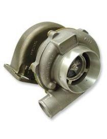Turbo GARRETT GT3076R A/R .63 collecteur T25 descente V-Band T31 wastegate externe (non fournie)