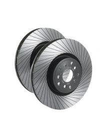 RENAULT Clio II RS 172cv Disques de frein avants rainurés 280x24mm (LA PAIRE)