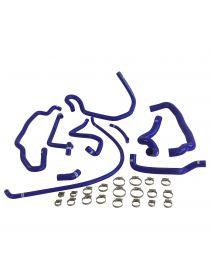 PEUGEOT 405 Mi16 1.9 16V Kit 10 durites eau silicone REDOX avec colliers