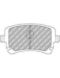 Plaquettes de frein FERODO DS2500 référence FCP1655H (le jeu)