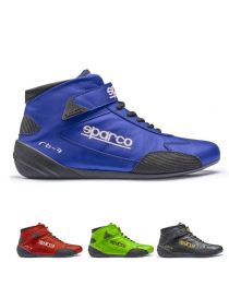 Bottines SPARCO Cross RB-7 homologuées FIA