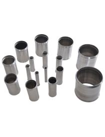 48mm - Manchon aluminium REDOX, longueur 100mm