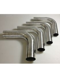 90mm - Coude 90° aluminium REDOX