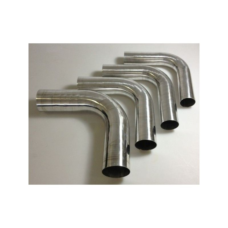 Coude 90 en aluminium redox diam tre ext rieur 90mm for Diametre exterieur