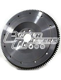 Volant moteur allégé acier CLUTCH MASTERS taillé dans la masse pour embrayage bi-disques 184mm référence FW-140-B-TDS