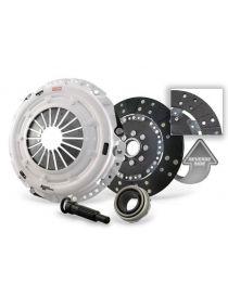 Kit embrayage renforcé CLUTCH MASTERS Série FX250 avec disque organique rigide référence 03040-HD0F-R