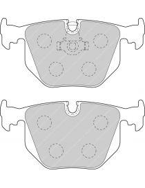 Plaquettes de frein FERODO DS2500 référence FCP1483H (le jeu)