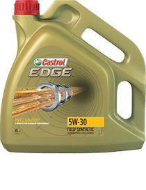 Huile moteur CASTROL Edge Titanium FST 5W30 C3 - Bidon 5L