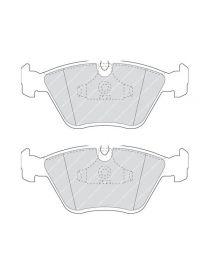 Plaquettes de frein CARBONE LORRAINE RC6 référence 4033 (le jeu)