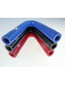 10mm - Coude silicone 135° 3 plis? REDOX