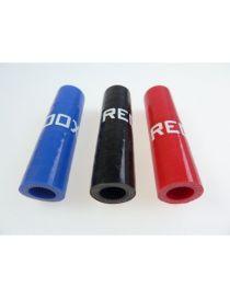10 mm - manchon raccord silicone coupleur 3 plis longueur: 76mm