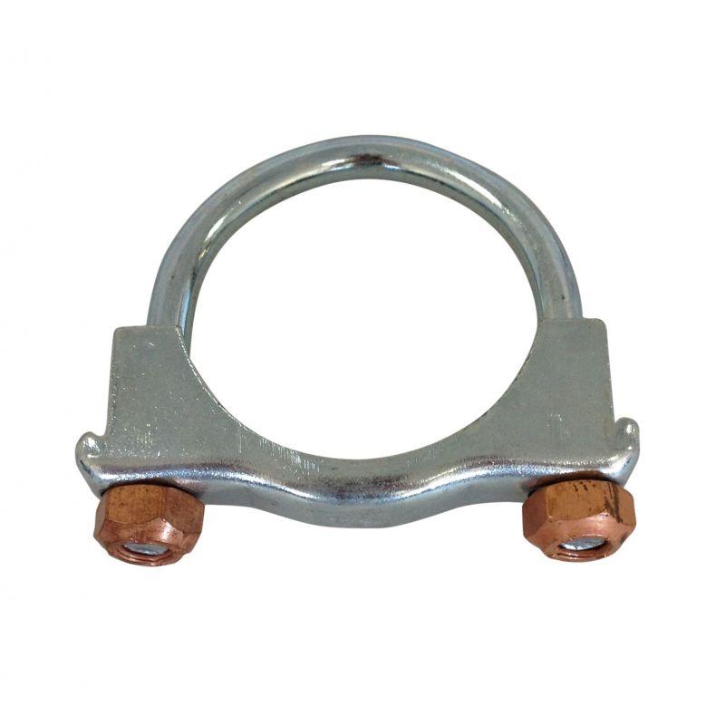 En liquidation produits de qualité vente chaude authentique Collier d'échappement en U pour diamètre maximal 64mm