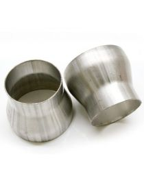 102 - 76.1mm - Réducteur inox à souder