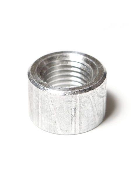 """1/4"""" NPT Insert aluminium à souder femelle"""