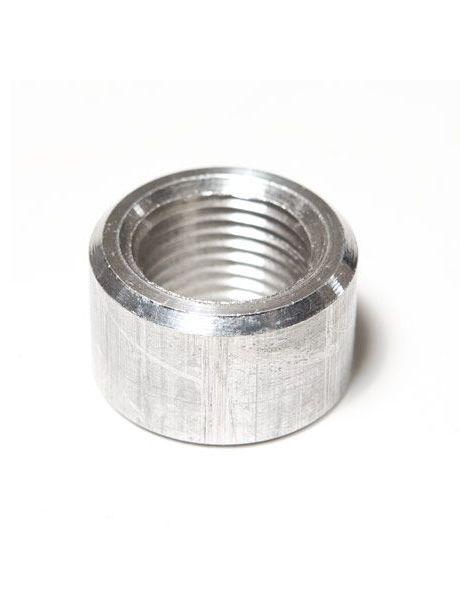 """3/8"""" NPT Insert aluminium à souder femelle"""