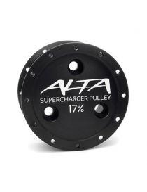 MINI Cooper S (R53) 1.6 16V 2002-2006 Poulie compresseur diamètre réduit (-17%) ALTA Performance