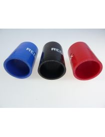 44mm - manchon raccord silicone coupleur 3 plis longueur: 76mm