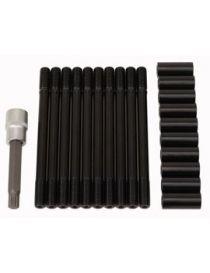 Kit 10 goujons de culasse ARP filetage M10x150, avec outillage référence 204-4104