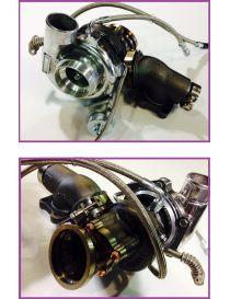 Turbo GARRETT GTX2867R sur roulements à billes spécifique pour FORD Focus ST, moteur 2.0 16V 250cv à partir de 2013