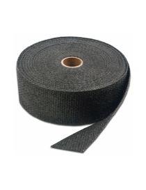 Ruban isolant thermique graphité NOIR COOL IT pour échappement, largeur 50.8mm, longueur 4.572M