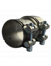 Réducteur inox diamètre intérieur 76-65mm