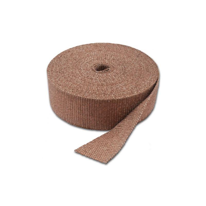 ruban isolant thermique cuivr g n ration 2 pour chappement largeur longueur 15 2m. Black Bedroom Furniture Sets. Home Design Ideas