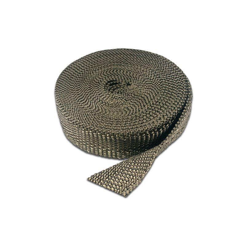 ruban isolant thermique carbone cool it pour chappement largeur longueur 15 2m. Black Bedroom Furniture Sets. Home Design Ideas