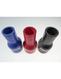 25-45mm - Réducteur silicone droit 3 plis REDOX