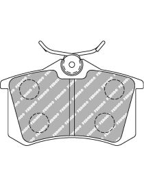 Plaquettes de frein FERODO DSUNO référence FCP1491Z (le jeu)