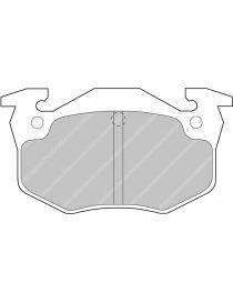 Plaquettes de frein FERODO DSUNO référence FCP558Z (le jeu)